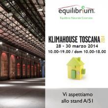 Klimahouse Toscana - Stazione Leopolda - Equilibrium