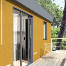 Mobil Home in canapa e calce - Eco Natura