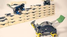 Terms - robot per la costruzione automatizzata di strutture 3D