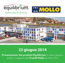 Presentazione Equilibrium ad Alba