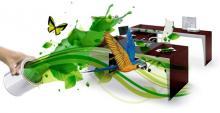 scrivanie verdi ed equilibrium