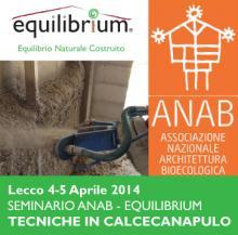 Tecniche in calcecanapulo - ANAB Equilibrium